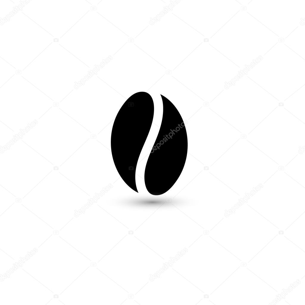 coffee seed sign vector illustration icon stylized isolated logos coffee logo coffee logo stock vector c artyway 105691176 https depositphotos com 105691176 stock illustration coffee seed sign vector illustration html