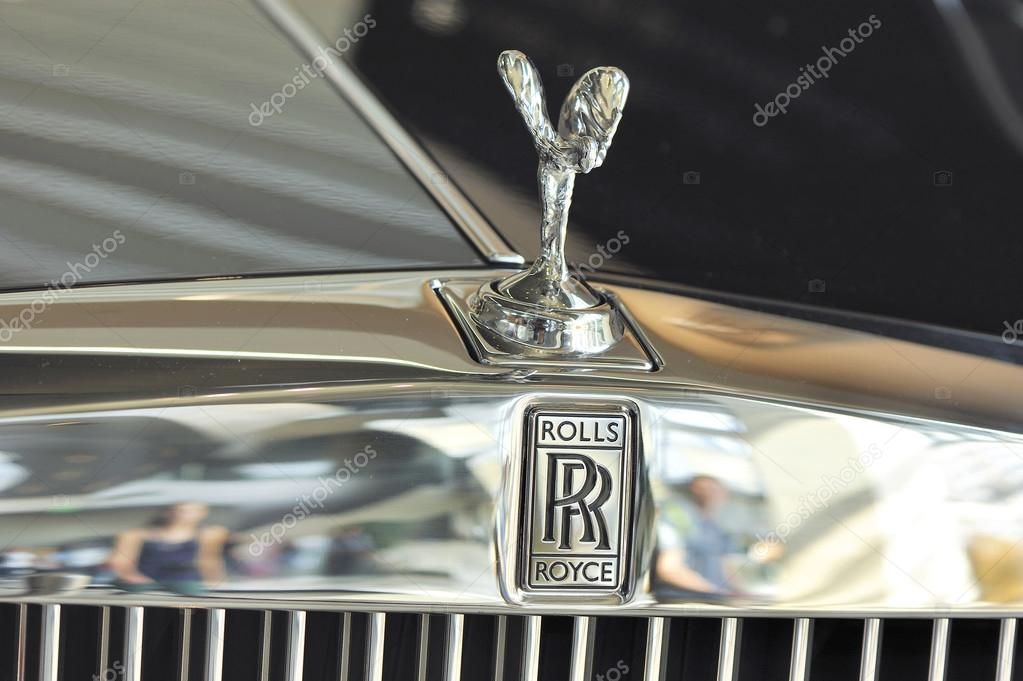 Rolls Royce Symbol Stock Editorial Photo Yorgy67 58591065