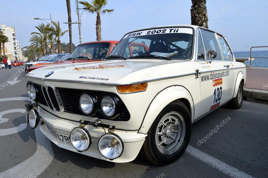 The oldest rally in spain, 63 Rally Costa Brava. Sporting Rally Champ. Lloret de Mar - Girona.
