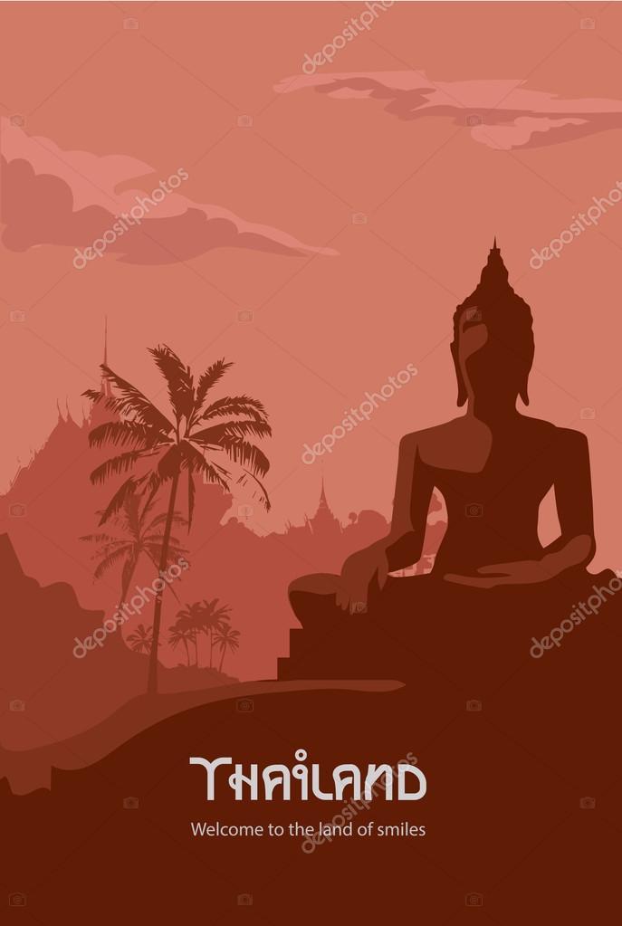Thailand Poster Design