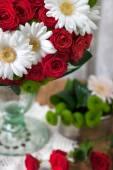 Fényképek csokor Rózsa