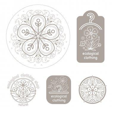 Set template organic design.