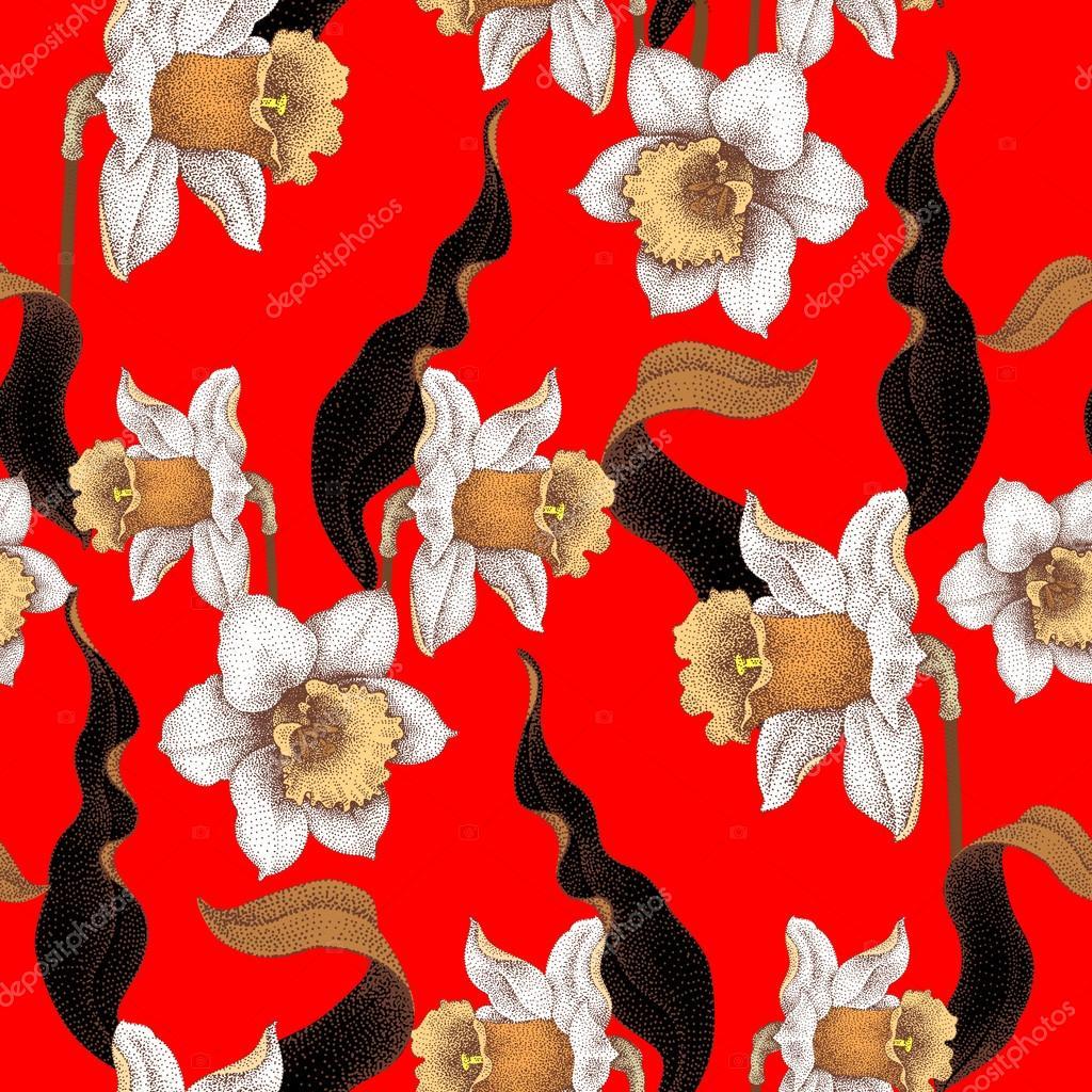 Картинки цветы космос Цветы на красном фоне with