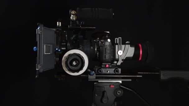 Professional movie camera