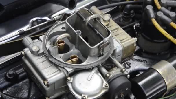 carburettor of boat engine