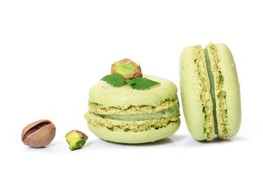 Macaroon pistachio