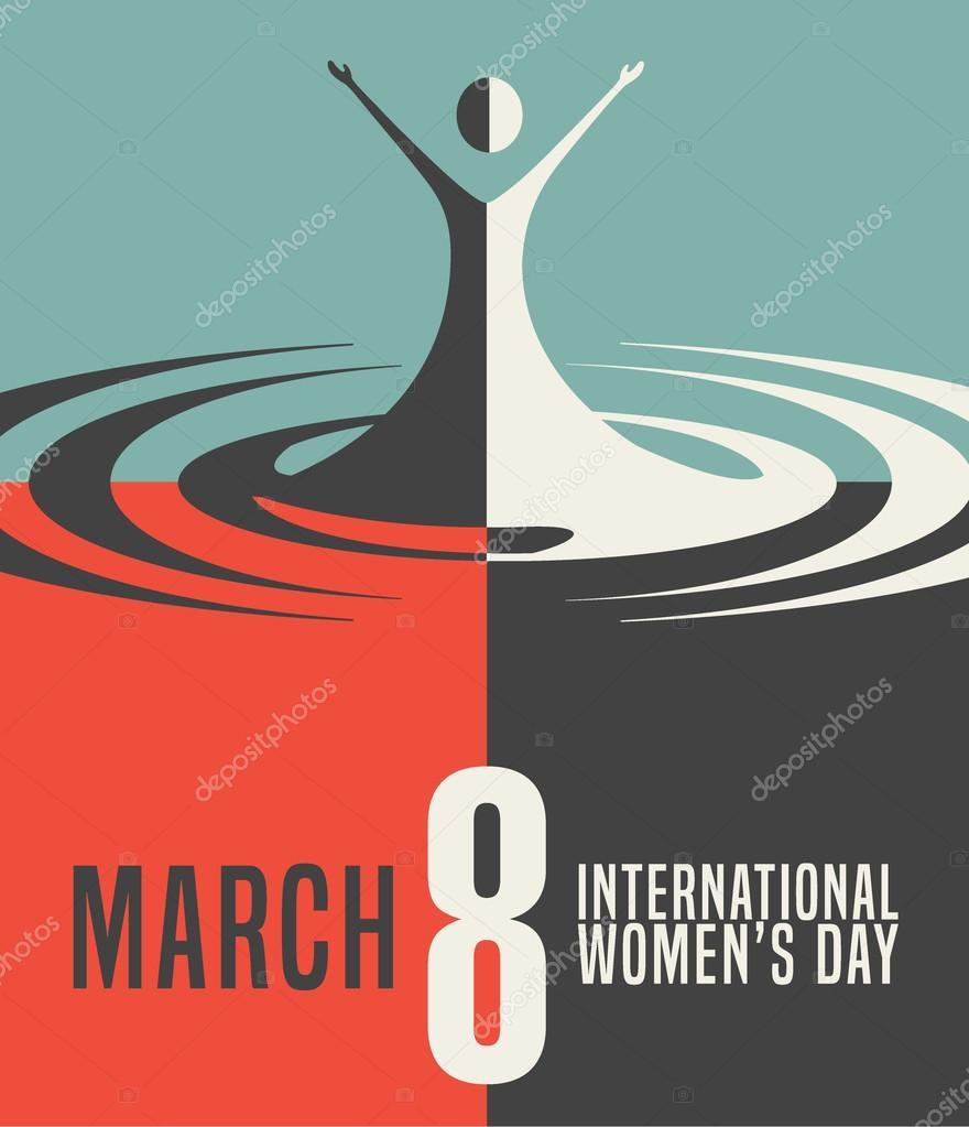 International Women's Day March 8, 2016