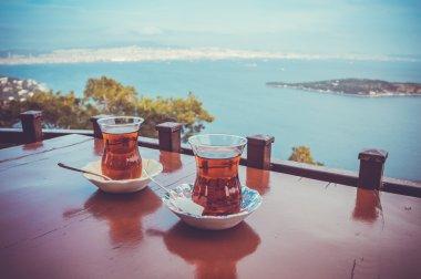 Outdoor tea