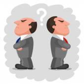 Két elégedetlen férfi
