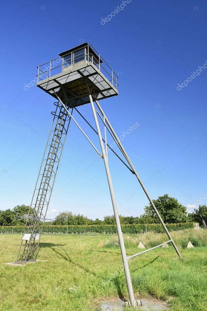 Tour de guet et de la ligne de défense, ancienne frontière de l\'état ...