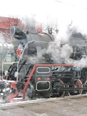 Retro lokomotif