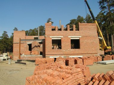 Construction of Cottages