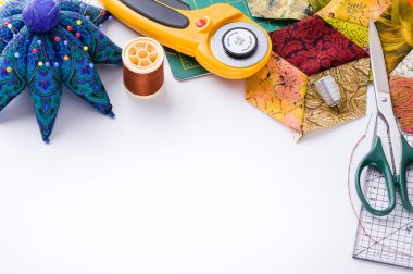 Accessories for patchwork