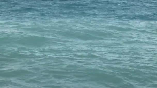 textura povrchu modré moře
