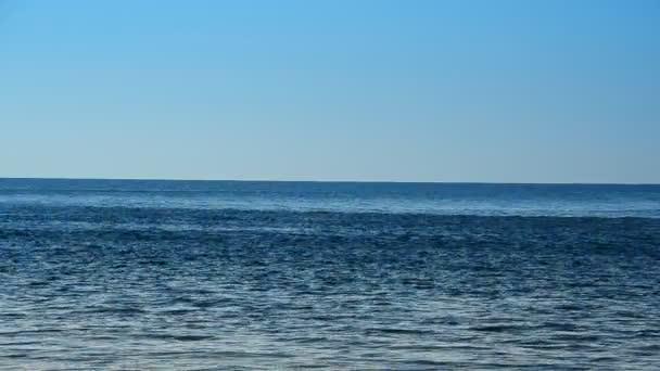 Aktuální oceán večer