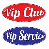VIP klub, vip servis