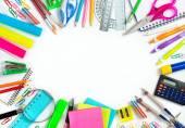 zpátky do školy - školní předlohy rámců pro školu a kancelář