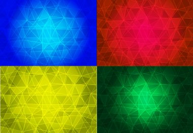 layer , texture , background , triangles , squares, geometric shapes , circles , colors