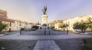 Hernan Cortes Square, Spain