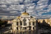 Fotografia Museo di belle arti di città del Messico palacio del bellas artes df