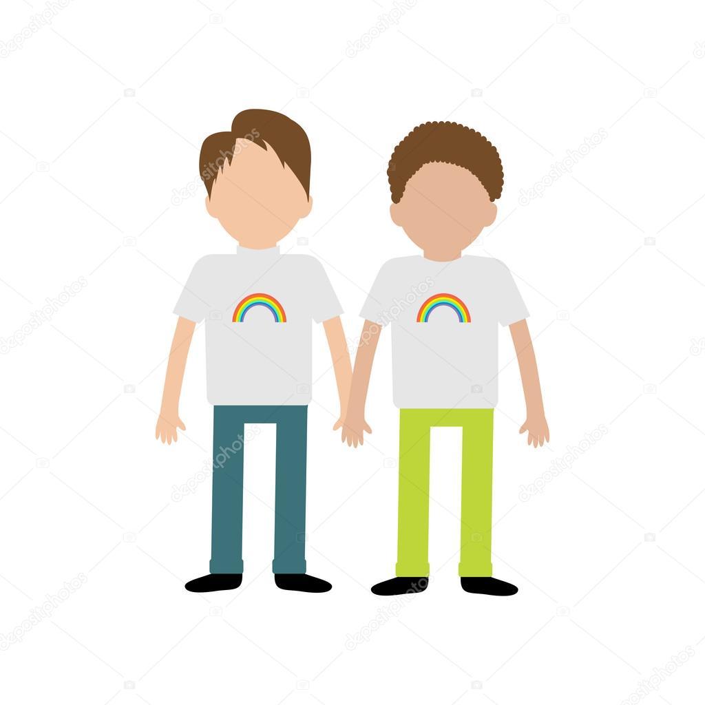 「ゲイ イラスト」の画像検索結果
