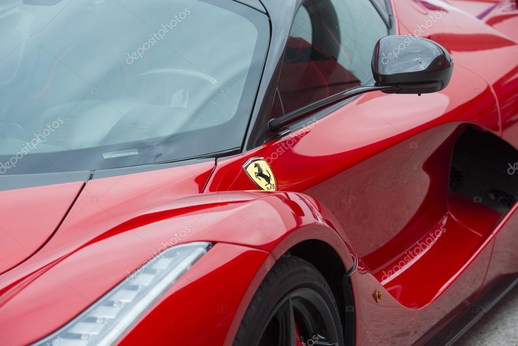 Symbol Of Ferrari Stock Editorial Photo Kikojimenez 81206260