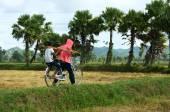 Ázsia szegény vidéken a gyermekmunka