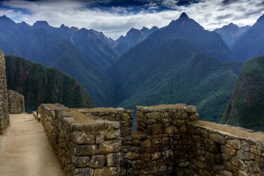Machu Picchu in Cusco Region
