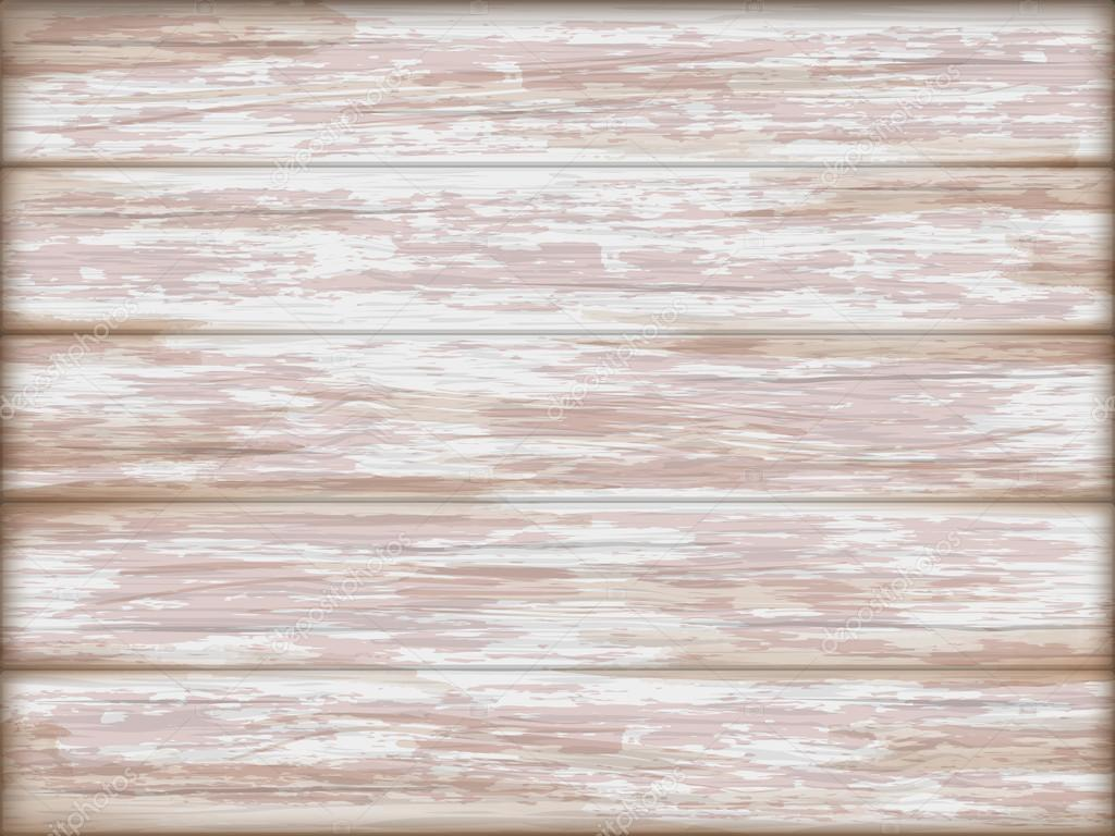 Fondo De Madera Vintage Blanco