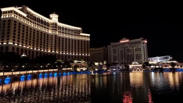 Eerie Las Vegas, Bellagio Fontána a Caesars Palace zavřeno, Covid-19 Uzamčení