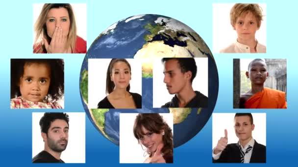 lidé za mír na zemi