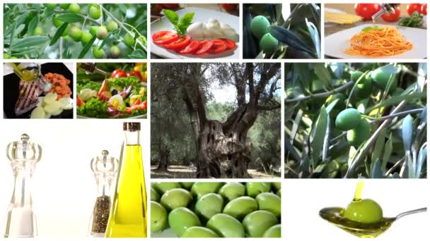 Olivový olej sestřih