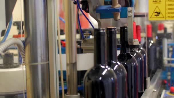 Stáčecí linky a víno zařízení pro vyrábění