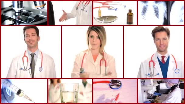 Ärzte-collage