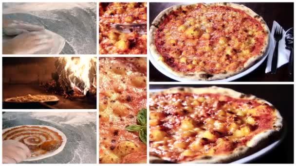 Vynikající pizza sestřih