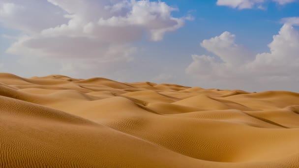 Sahara Desert, Tembaine, Tunisia. Typical landscape.