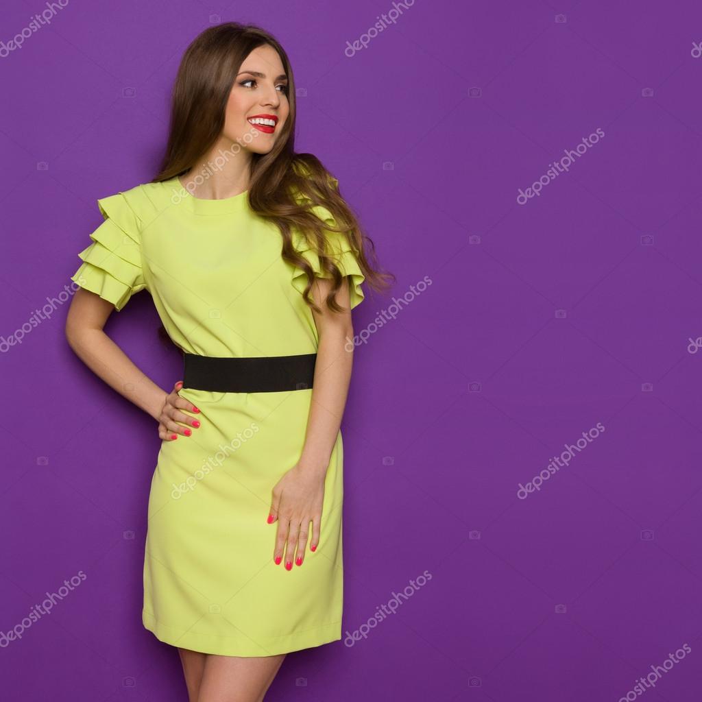 Vestido casual elegante en lima