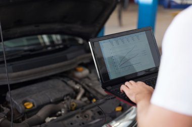 Car engine computer diagnostic