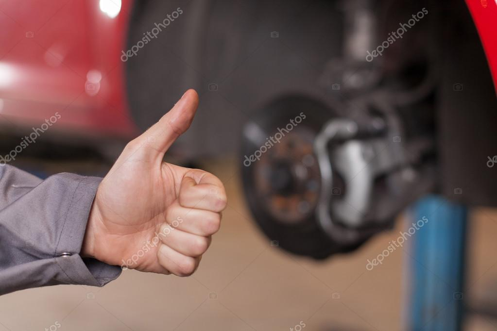 Car brakes approved
