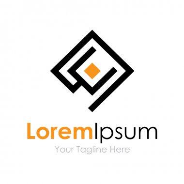 Business plug in jack start element icon logo