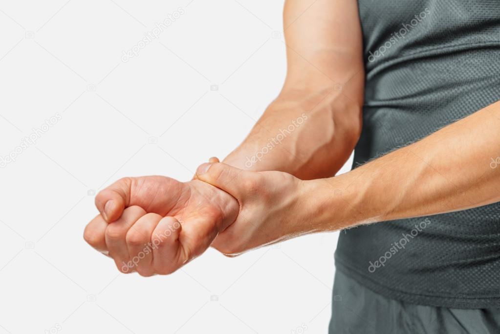 Schmerzen Finger
