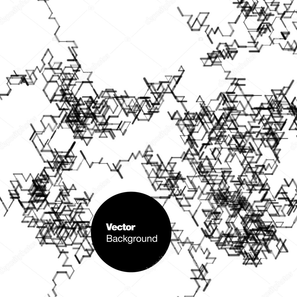 Abstract isometric computer generated 3d blueprint visualization abstract isometric computer generated 3d blueprint visualization lines background vector illustration for break through in technology vector by malvernweather Images