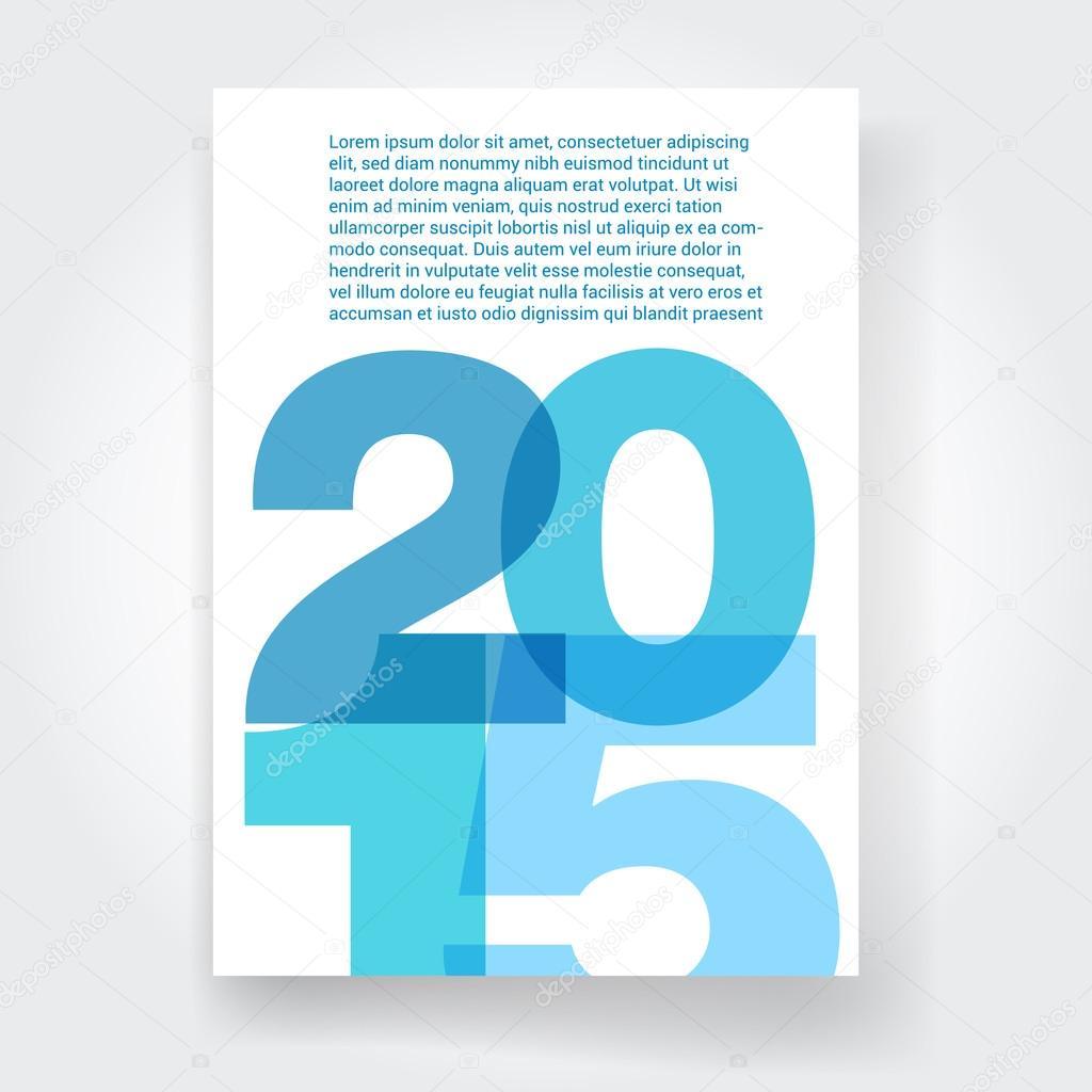 Trendige Poster-Set mit Hand gezeichneten Hintergrund. Moderne ...
