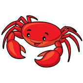 Photo Crab Cartoon
