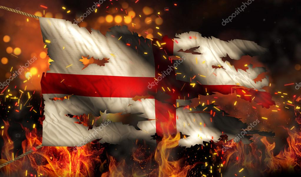 можете картинки флаг в огне данного