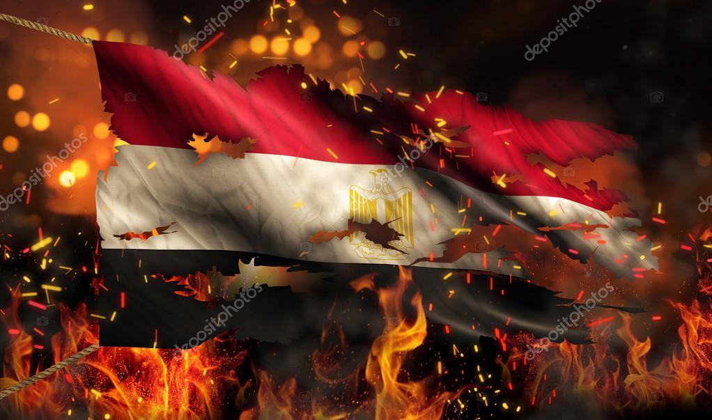 цифровой картинки флаг в огне кучу интересных ронять