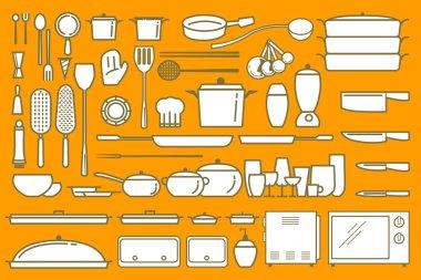 Art element of FOOD