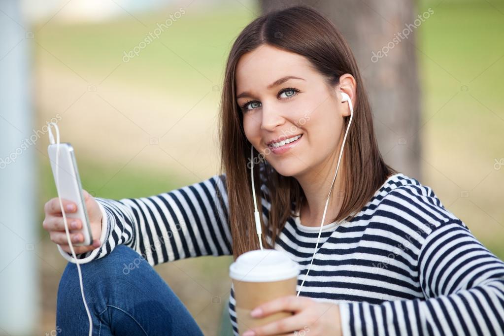 Coffee and music