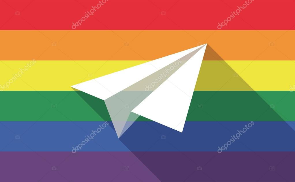 gay aeroplano sesso ebano micio dildoed
