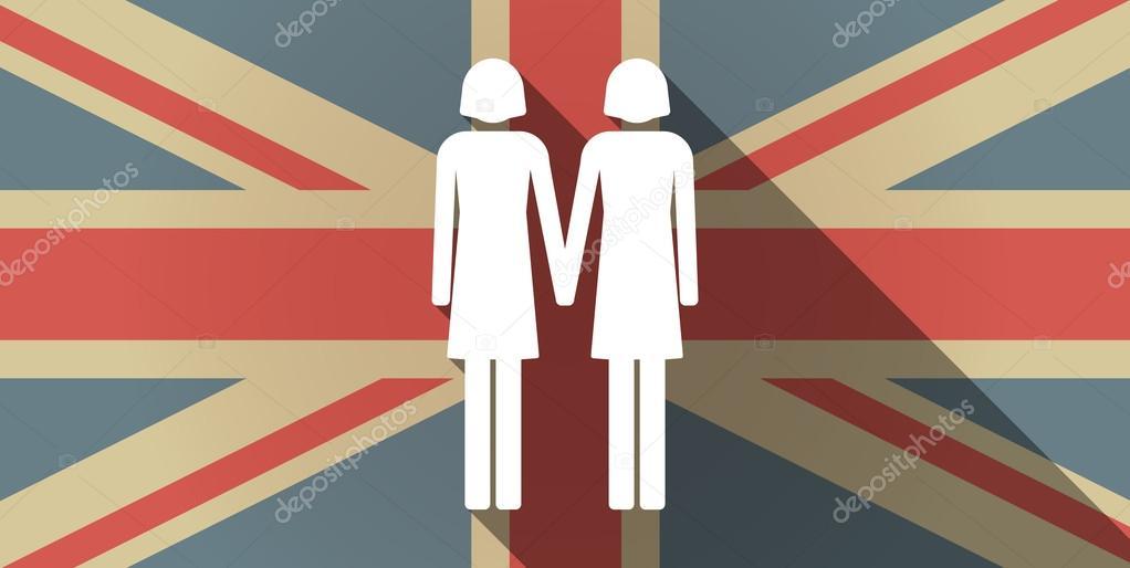 Brit leszbikus szex